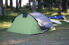 Quechua 2 Seconds Air III Tent