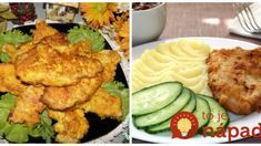To je nápad! Cooking Recipes, Meat, Chicken, Ethnic Recipes, Food, Twitter, Chef Recipes, Essen, Eten
