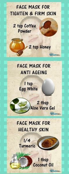 HOME MADE FACE MASK