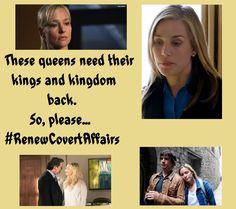 #RenewCovertAffairs #BringBackCovertAffairs