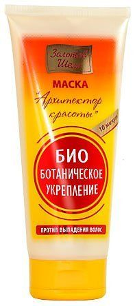 """Hair Mask """"Architect of Beauty"""" - Bio-Botanical Strengthen, Against Hair Loss 200 ml (Gold Silk) by Gold Silk. $9.99. effective restoration and strengthening of the entire length of the hair. Made in Russia. hair care products, which allows to increase the intensity of the hair follicles and speed up hair growth. Golden Silk - a new concept of hair care products, which allows to increase the intensity of the hair follicles and speed up hair growth, and effective restoratio..."""