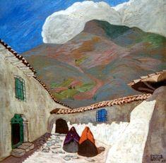 PINTORES LATINOAMERICANOS-JUAN CARLOS BOVERI: Pintores Peruanos: ENRIQUE CAMINO BRENT