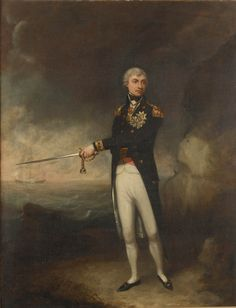 Vice-Admiral Horatio Nelson, 1758-1805, 1st Viscount Nelson - National Maritime Museum. collections.rmg.co.uk