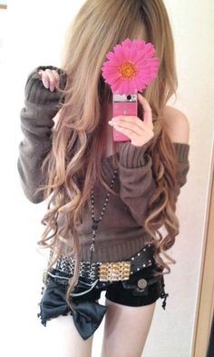 i really want to dress this way