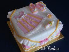 Baby Shower Cake in Pink | por Art Cakes