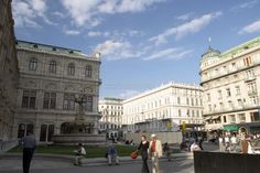 Vienna's museums - The State Opera House  Read more: http://www.traveltherenext.com/explore/item/140-viennas-museums  #austria #history #vienna #museum #architecture #europe #discover #experience #sisi #travel #traveltherenext #stateoperahouse
