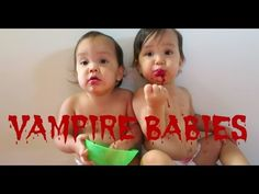 Baby Vampires - July 03, 2015 -  ItsJudysLife Vlogs