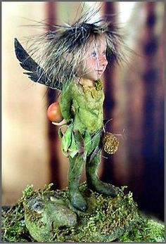 'I know it' said twonky the fairy elf 'it's greensleeves' from the song.. He was guessing..