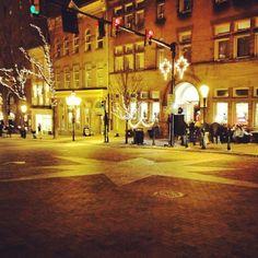 Downtown Bethlehem, PA