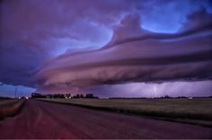 Near Edmonton, Alberta. Photo by Unknown.