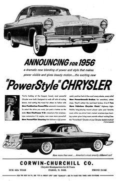 """PowserStyle"" Chrysler"