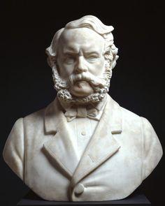 Bust of Sir Edwin Landseer, R.A.