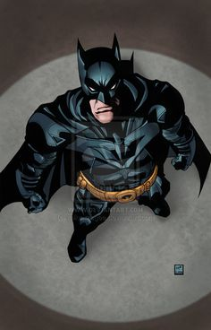 The Dark Knight by mike-mcgee.deviantart.com on @deviantART