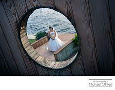 Michael ONeill Wedding Portrait Fine Art Photographer Long Island New York - Allegria Wedding Photography Long Beach: