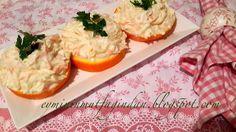 Emel'in Mutfağı: Portakal Yatağında Havuç ,Elma ve Kereviz Salatası...