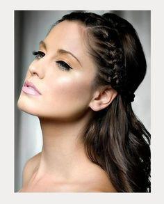 30 adorables looks de maquillaje para novias - 5