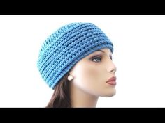 ▶ A Common Mistake when Crocheting Beanies or Hats - Crochet Beanies - YouTube