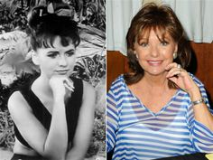 Kind of different celebrity here, but she looks pretty good at 74. Happy birthday, Dawn Wells.
