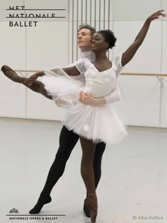 For Michaela DePrince, 2017 is off to a happy start: Last week, the Dutch National Ballet dancer was promoted to soloist. Ballet Couple, Ballet Kids, Ballet Dancers, Ballerinas, Ballet Photos, Dance Photos, Dance Pictures, Dancer Quotes, Animation Portfolio