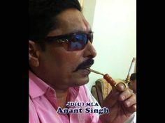 JD-U MLA Anant Singh sent to jail