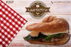 La Káapehtería te puede hacer el día comenzando este bello jueves con un cuernito de jamón de pavo pollo o atún deliciosamente calientito y saliendo del horno. Te esperamos de lunes a sábado de 8:00 a 22:00 hrs. en horario corrido!  SERVICIO A DOMICILIO AL (983) 162 1240.  #Káapehtería #TeHaceElDía #ConsumeLocal #KáapehCOMBO #Káapehtear #Cafetería #Café #Alimentos #Postres #Pasteles #Panes #Cancún #Chetumal #México