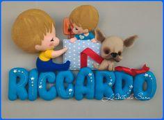 Mobiles, Bear Felt, Felt Wreath, Name Banners, Felt Art, Doll Patterns, Toy Chest, Smurfs, Baby Dolls