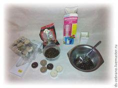 Мастер-Класс по изготовлению кофейных свечек - Ярмарка Мастеров - ручная работа, handmade