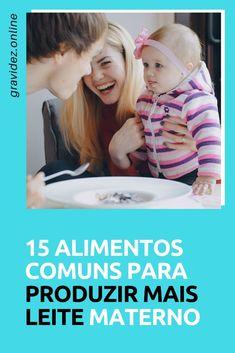 Alimentos para leite materno   15 Alimentos comuns para produzir mais leite materno Twins, Personal Care, Baby, Everything, Childbirth Education, Nursing Clothing, Baby Foods, Breastfeeding Tips, Parenting Hacks