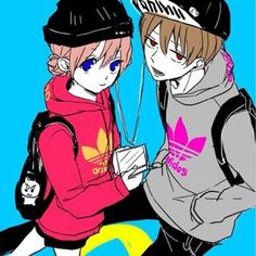 ❤Who loves Okikagu there? ❤ #okikagu #anime #manga #gintama #sougo #okita #kagura #yato #otp #shippers #animeshippers