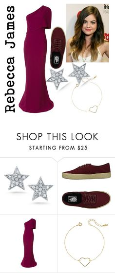 """""""Rebecca James"""" by mrsnotsoperfect ❤ liked on Polyvore featuring JULIANNE, Vans and STELLA McCARTNEY"""