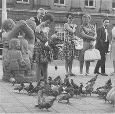 Grote Markt Groningen 1963