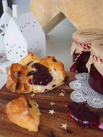 dieZuckerbäckerei: Winter - Marmelade Winter Marmelade, Waffles, French Toast, Baking, Breakfast, Desserts, Christmas, Food, Mini