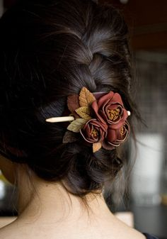 Classy hairstyles barrettes for women-Hair accessories 2018 – Hair – Hair is craft Classy Hairstyles, Straight Hairstyles, Holiday Hairstyles, Wedding Hairstyles, Medium Hairstyles, Latest Hairstyles, Protective Hairstyles, Braided Hairstyles, Edgy Hair
