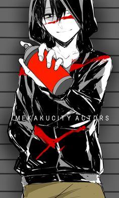 dont ever lie people Manga Anime, Art Manga, Me Anime, Hot Anime Guys, Dark Anime, Anime Art, Tokyo Ghoul, Kagerou Project, Actors
