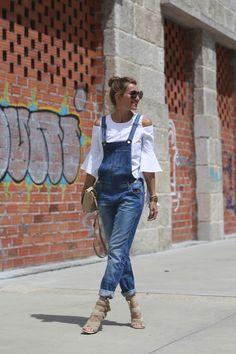 city girl overalls