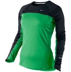 Cute! long sleeve running shirt