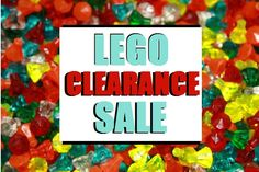 AUGUST LEGO INVENTORY LIQUIDATION!     SAVE UP TO 75% OFF ON 700+ LEGO Minifigures, Parts and Sets!    NOW - AUG 31