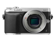 Panasonic LUMIX GX7 16.0 MP DSLM Camera with Tilt-Live Viewfinder - Body Only (Silver) Panasonic,http://www.amazon.com/dp/B00E87OK84/ref=cm_sw_r_pi_dp_IknOsb0QFY0SF6G2