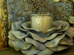 pottery glazing ideas | hand-built pottery | JennJill Designs