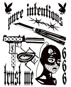 TRUST ME // any inquiries please direct message. Custom graphic designs available to purchase. Black Tattoo Art, Black Ink Tattoos, Tattoo Flash Art, Body Art Tattoos, New Tattoos, Small Tattoos, Tattoos For Guys, Tatoos, Tattoo Sketches