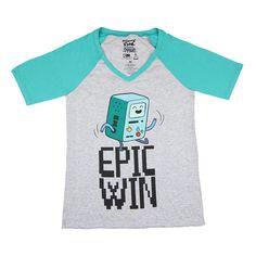 Welovefine:Epic Win Raglan