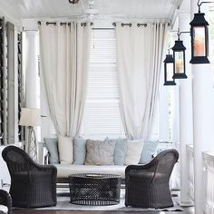 Summer is just around the corner, so check out this post on great outdoor spaces to get in the summer mood.