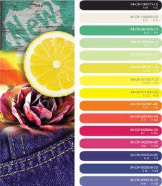 party brights, party bight colors, bright color scheme, happy