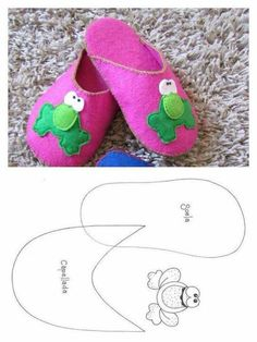 Baby Shoes, Bb, Projects To Try, Children, Kid Shoes Baby Doll Shoes, Girl Doll Clothes, Baby Dolls, Doll Shoe Patterns, Baby Shoes Pattern, Baby Sewing Projects, Sewing For Kids, Ballerina Baby Showers, Diy Bebe
