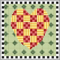 free cross stitch charts - Yahoo Image Search Results