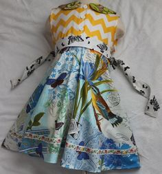 READY FOR SPRING!  Spring Garden Dress