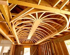 Elongated dome example by Archways and Ceilings
