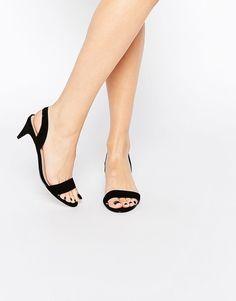 Image 1 ofASOS HONEYBEE Heeled Sandals