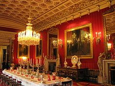 """Chatsworth House - home of the Duke and Duchess of Devonshire and where the movie """"The Dutchess"""" was filmed"""