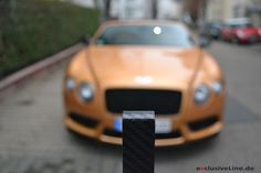 Carbon Clip Bentley